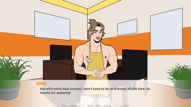 "Screenshot of ""The Big Squeeze"""