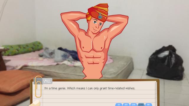 "Screenshot of ""Time Shaker"""