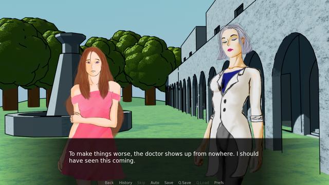 "Screenshot of ""Visages"""