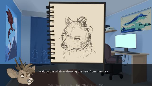 "Screenshot of ""Yoga Bear"""