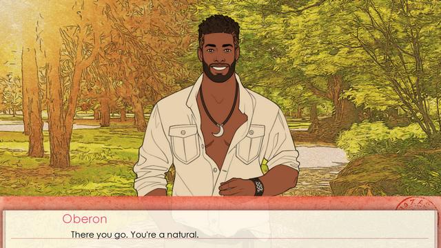 "Screenshot of ""Fated"""