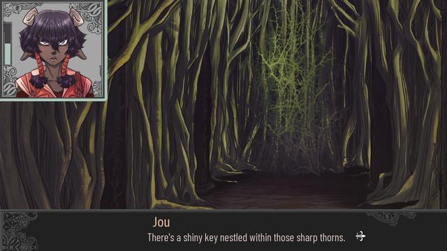 """Screenshot of """"Soul Labyrinth"""""""