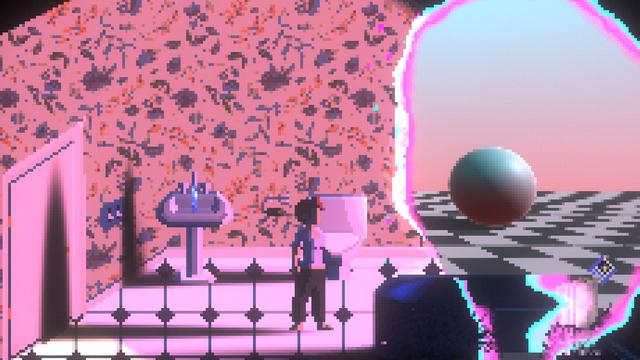 "Screenshot of ""Vaporized"""